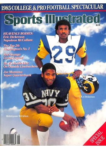 Sports Illustrated, September 4 1985