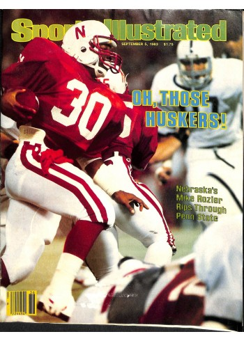 Sports Illustrated, September 5 1983