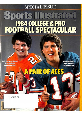 Sports Illustrated, September 5 1984