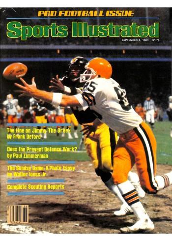 Sports Illustrated, September 8 1980