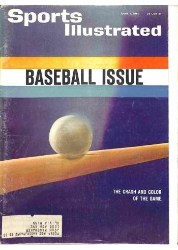 Sports Illustrated , April 8 1963