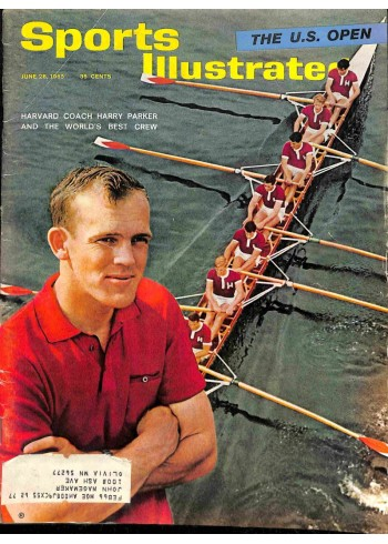 Cover Print of Sports Illustrated , June 28 1965