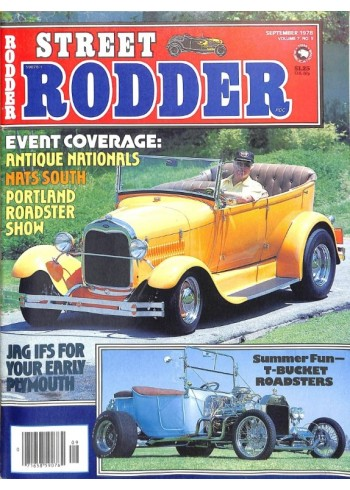 Street Rodder, September 1978