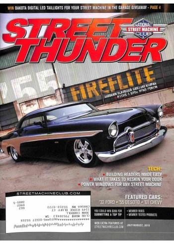 Street Thunder, 2010