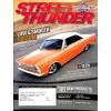 Cover Print of Street Thunder, January 2009