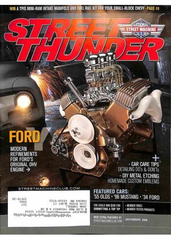 Street Thunder, July 2009