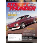 Cover Print of Street Thunder, May 2008