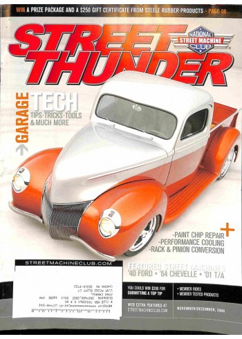 Street Thunder, November 2008