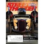 Cover Print of Street Thunder, September 2009