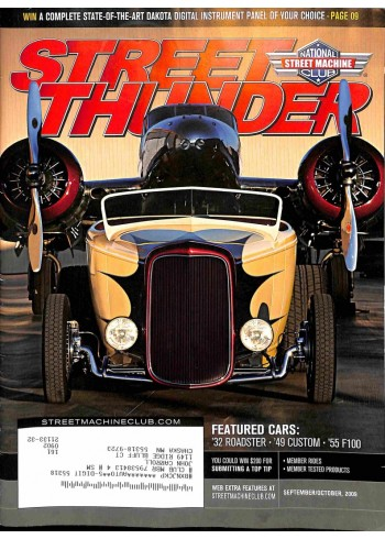 Street Thunder, September 2009