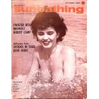 Cover Print of Sunbathing, October 1962