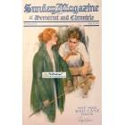 Sunday Magazine, July 30, 1916. Poster Print.