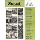 Cover Print of Sunset, 1965