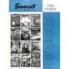 Sunset, 1966