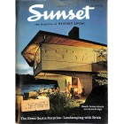 Cover Print of Sunset, April 1967