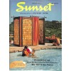 Cover Print of Sunset, August 1967