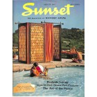 Sunset, August 1967