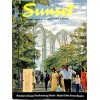 Cover Print of Sunset, August 1968