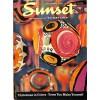 Sunset, December 1966