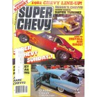 Super Chevy, January 1982