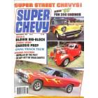 Super Chevy, November 1982