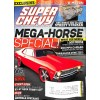 Cover Print of Super Chevy, October 2010