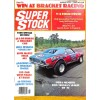Cover Print of Super Stock and Drag Illustrated, August 1976