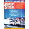Cover Print of Super Stock and Drag Illustrated, February 1977