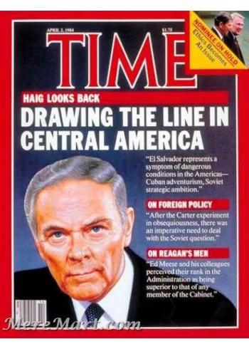 Time, April 2 1984
