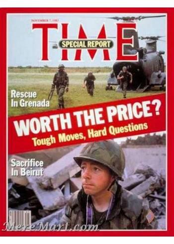 Time, November 7 1983
