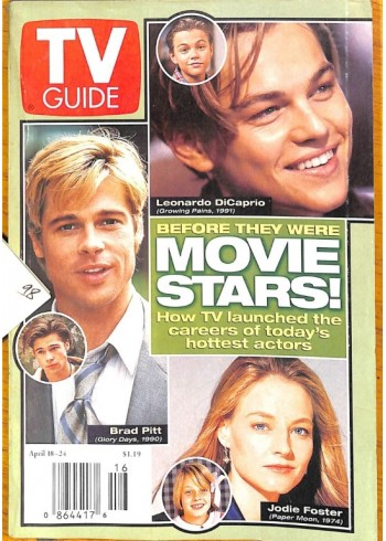 TV Guide, April 18 1998
