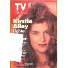 Cover Print of TV Guide, April 9 1994