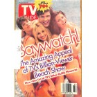 Cover Print of TV Guide, August 13 1994