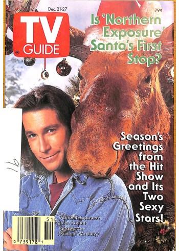 TV Guide, December 21 1991