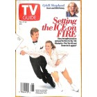 Cover Print of TV Guide, February 19 1994