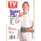 Cover Print of TV Guide, January 1 1994