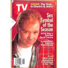 Cover Print of TV Guide, January 8 1994