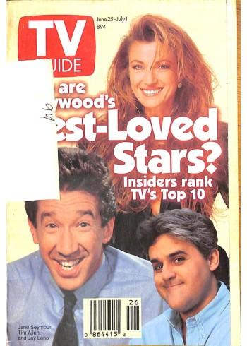 TV Guide, June 25 1994