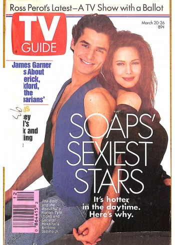 TV Guide, March 20 1993