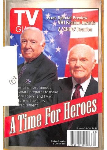 TV Guide, October 24 1998