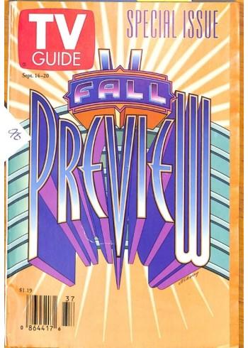 TV Guide, September 14 1996