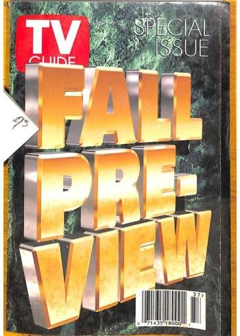 TV Guide, September 16 1995