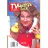 Cover Print of TV Guide, September 19 1992