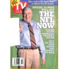 Cover Print of TV Guide, September 3 1994
