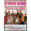 Cover Print of TV and Movie Screen, March 1966