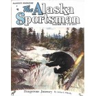 The Alaska Sportsman, December 1954