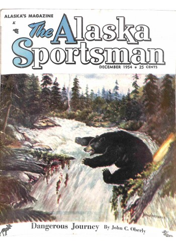 The Alaska Sportsman, December 1954