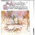 Cover Print of The Alaska Sportsman, December 1955