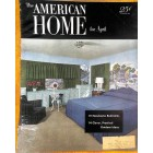 The American Home, April 1952