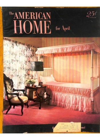 The American Home, April 1953